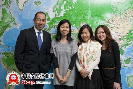 HID Global 亚太区总经理丘雅舫:企业文化促进企业的创新发展
