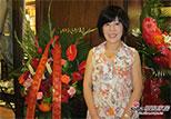 专访沈阳嘉丽壁纸总经理王凤玲女士