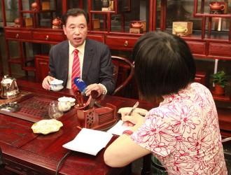 华东最大的茶叶仓储基地-无锡金玉缘黑茶仓储基地