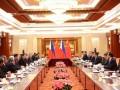 外交会谈中罕见一幕:菲方代表团为中国总理鼓掌