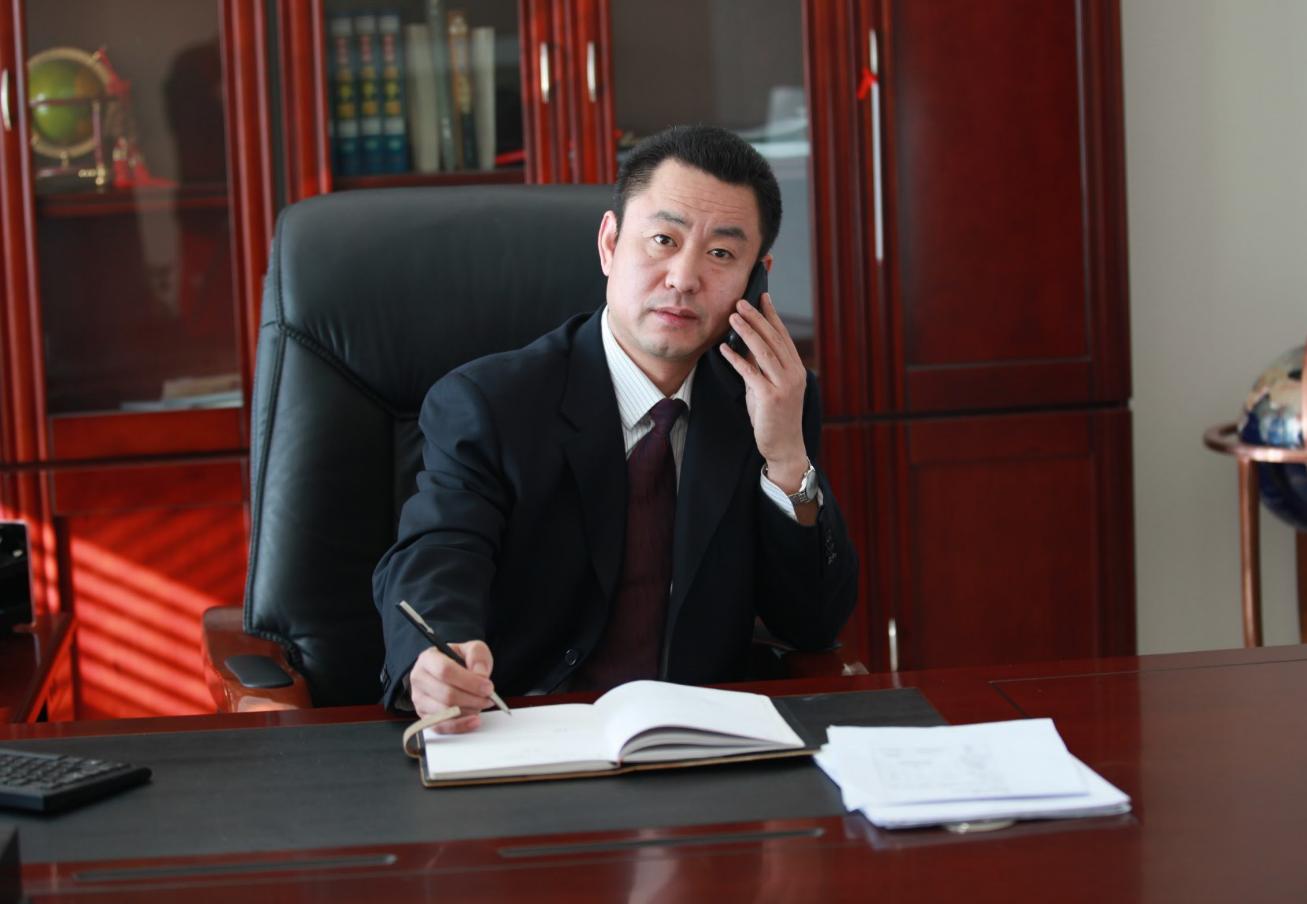 博亮通宇科技有限公司董事长薛亮