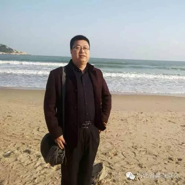 石家庄尊阳环境科技有限公司总经理吴淑军